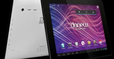 tablette tactile Danew
