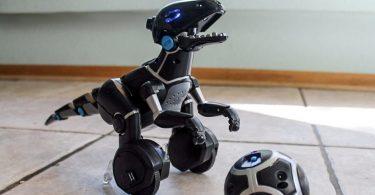 Robot dinosaure - image