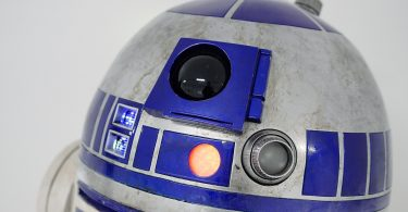 robot star wars r2d2