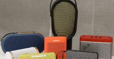 haut-parleur Bluetooth portable