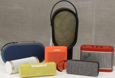 haut-parleurs Bluetooth portables