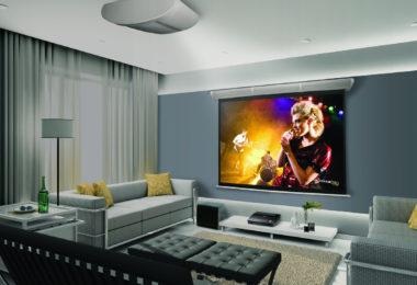 projecteur de cinéma maison