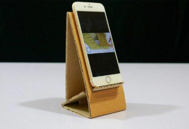 Stand de téléphone portable