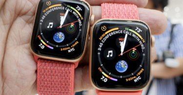 protecteurs d'écran de montre Apple