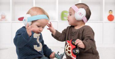 casque antibruit pour les enfant
