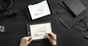 tablette à dessin