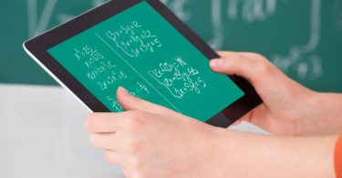 tablette pour le collège